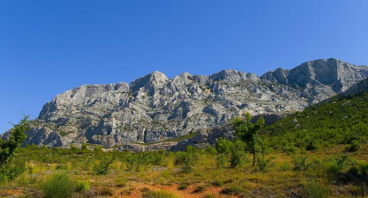 Montagne Saint Victoire