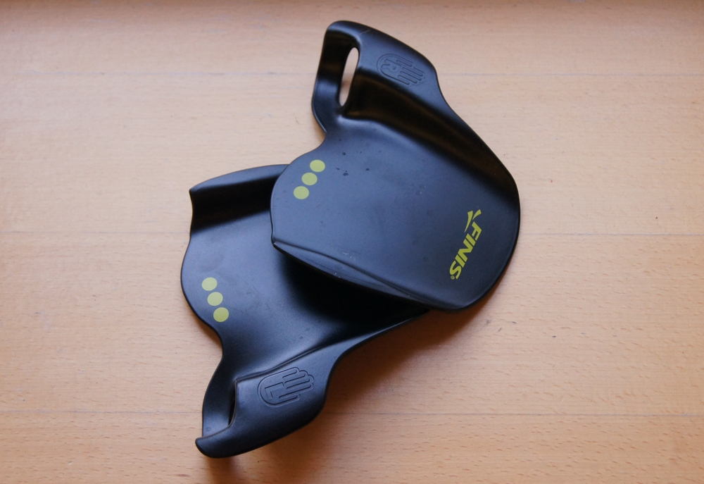 Instinct Sculling paddles
