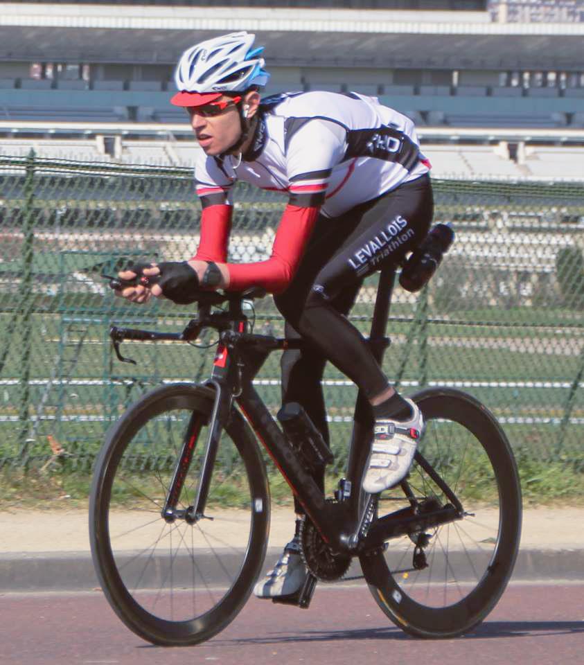Triathlon cyclisme