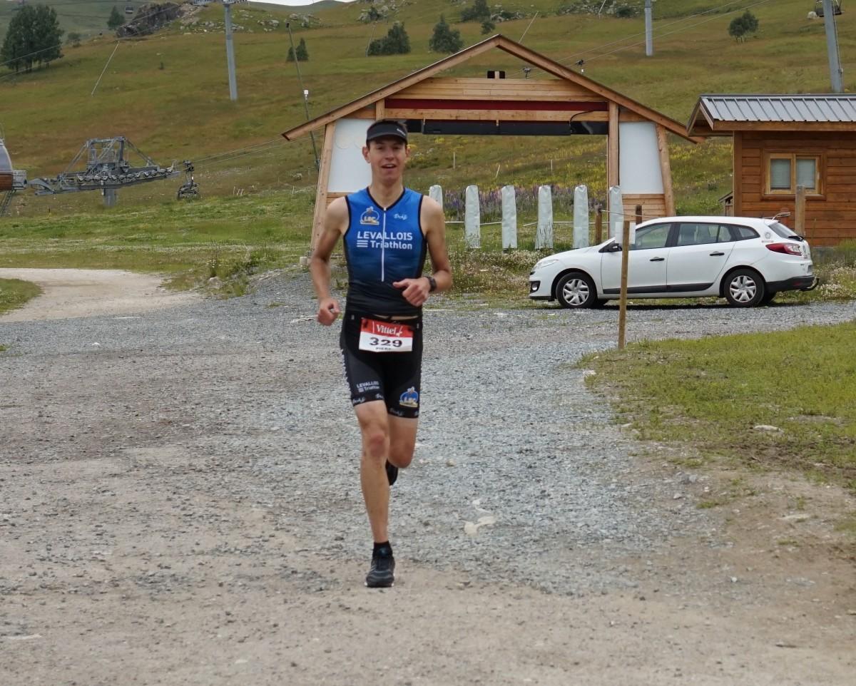 CAP triathlon LD de l'Alpe d'Huez
