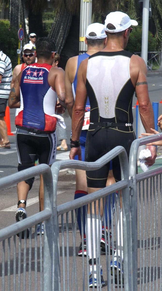 Marche sur Ironman