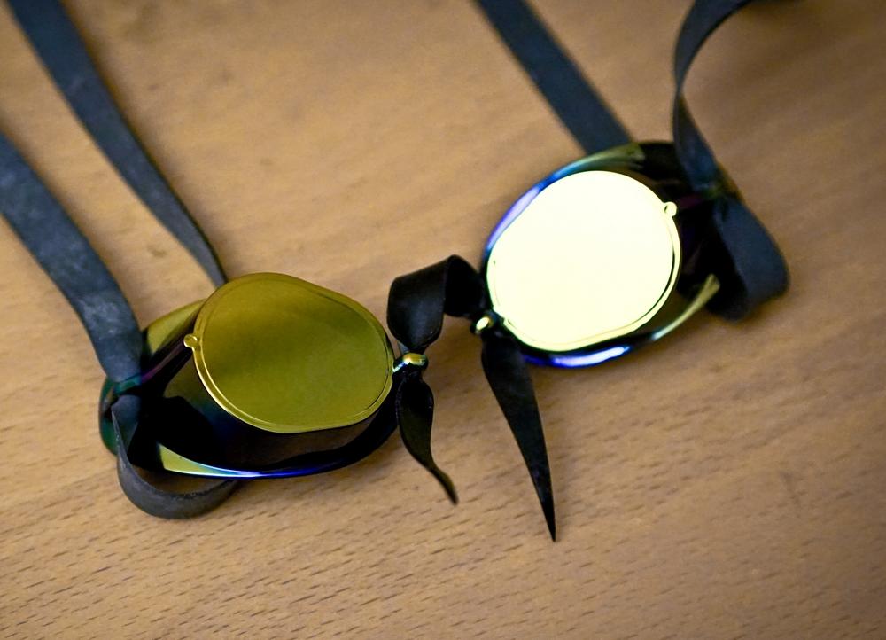 Le choix des lunettes de natation le triple effort - Materiel de natation pour piscine ...