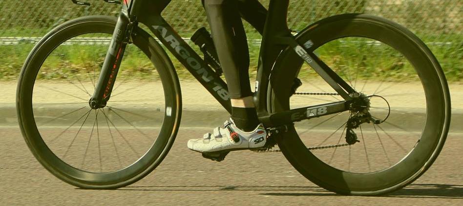 Sur le Vélo