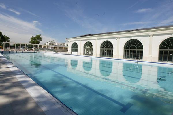 piscine de Puteaux