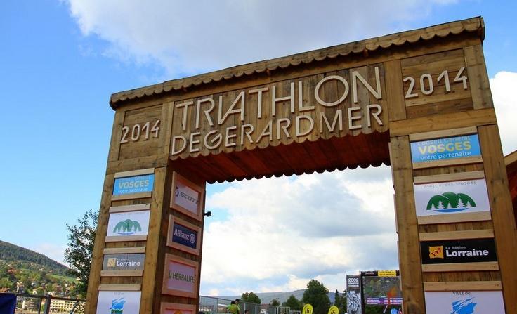 Triathlon de Gerardmer 2014