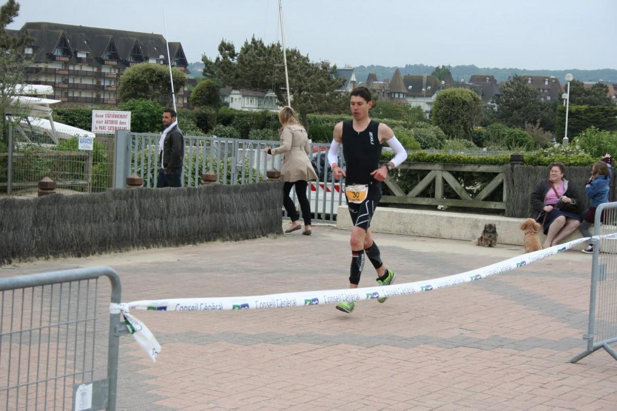 Triathlon de Deauville 2013