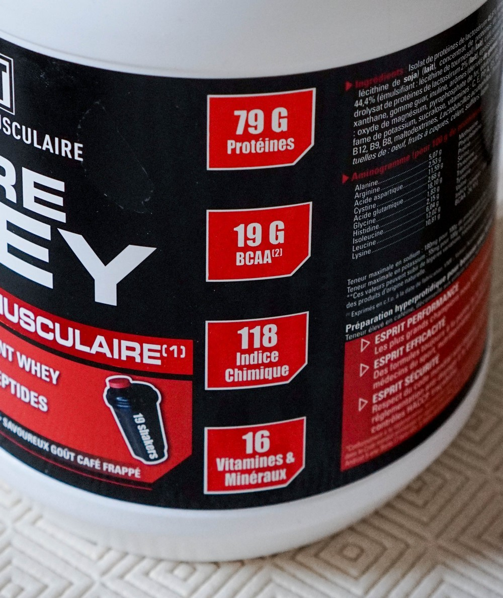 Pure Whey EA Fit