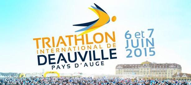 Triathlon de Deauville 2015