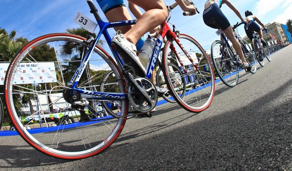 vélo triathlon drafting