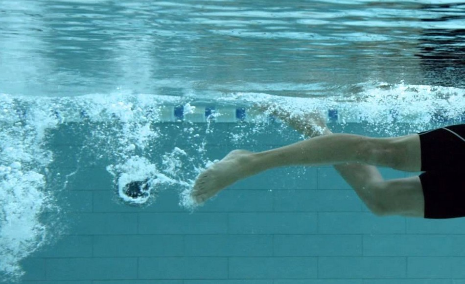 battement natation