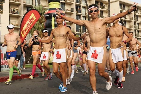 Ironman Hawaï underpant
