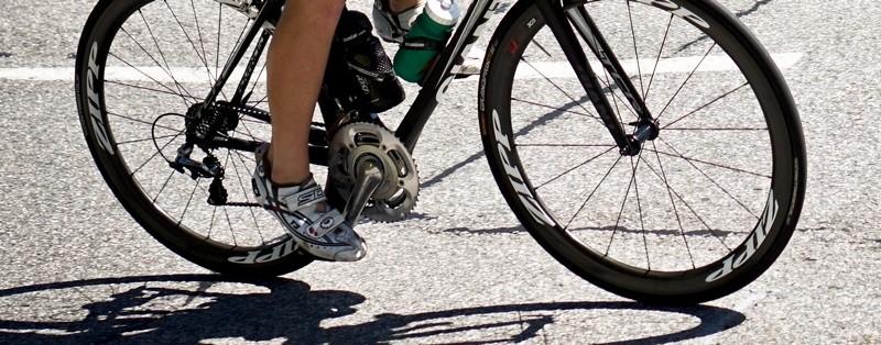 entraînement cycliste