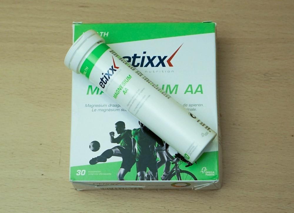 Etixx Magnesium AA