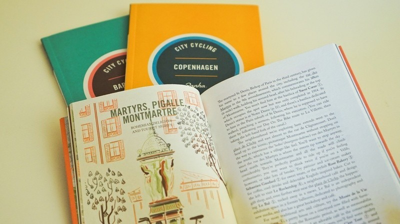 Rapha Cycling City Guides