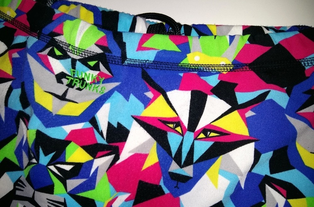 Maillot Funky Trunks 2015