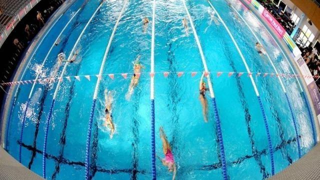 couloir natation