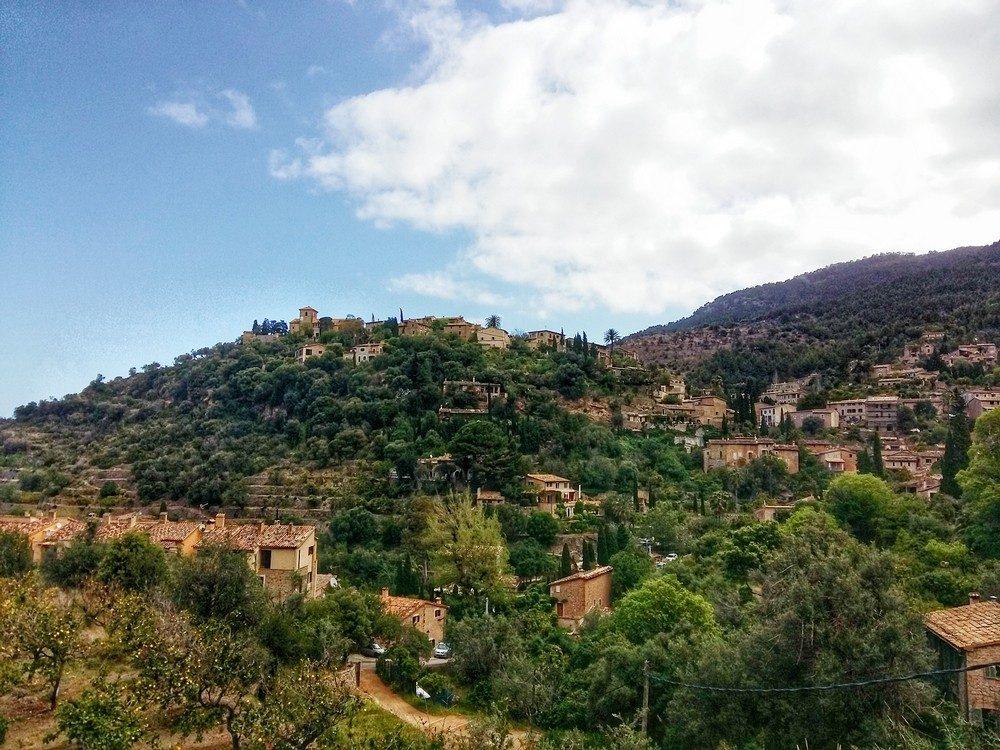 Deia Majorque