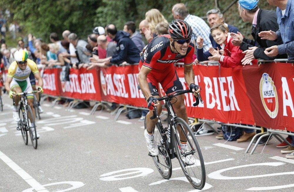 Philippe Gilbert acceleration