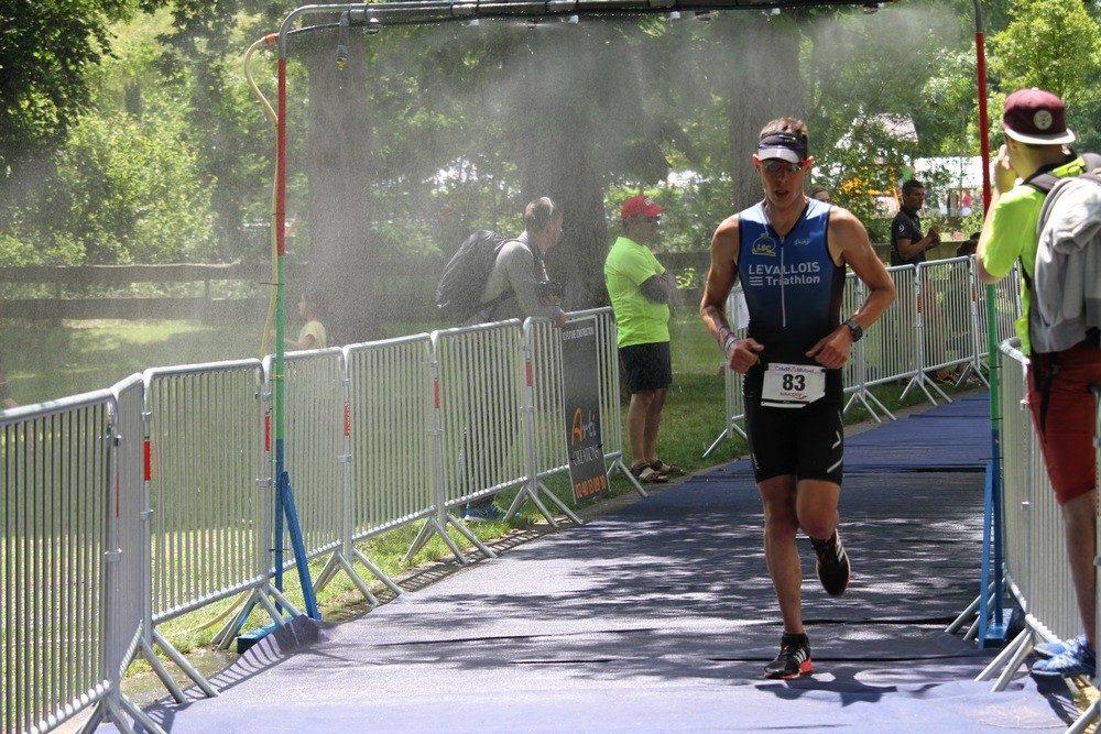 CAP triathlon de Vertou