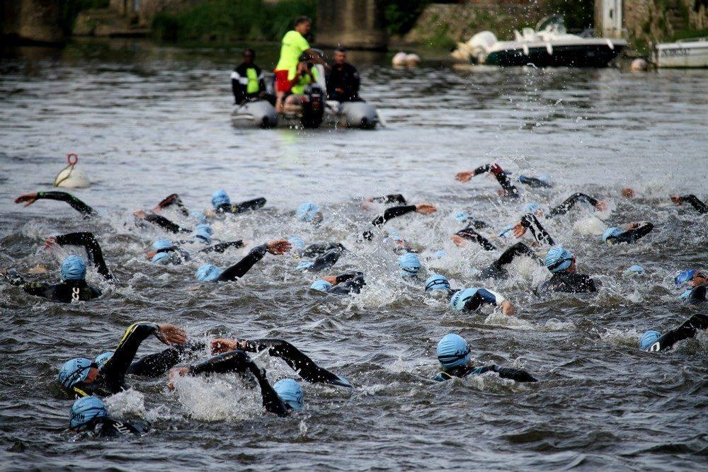 Natation triathlon de Vertou