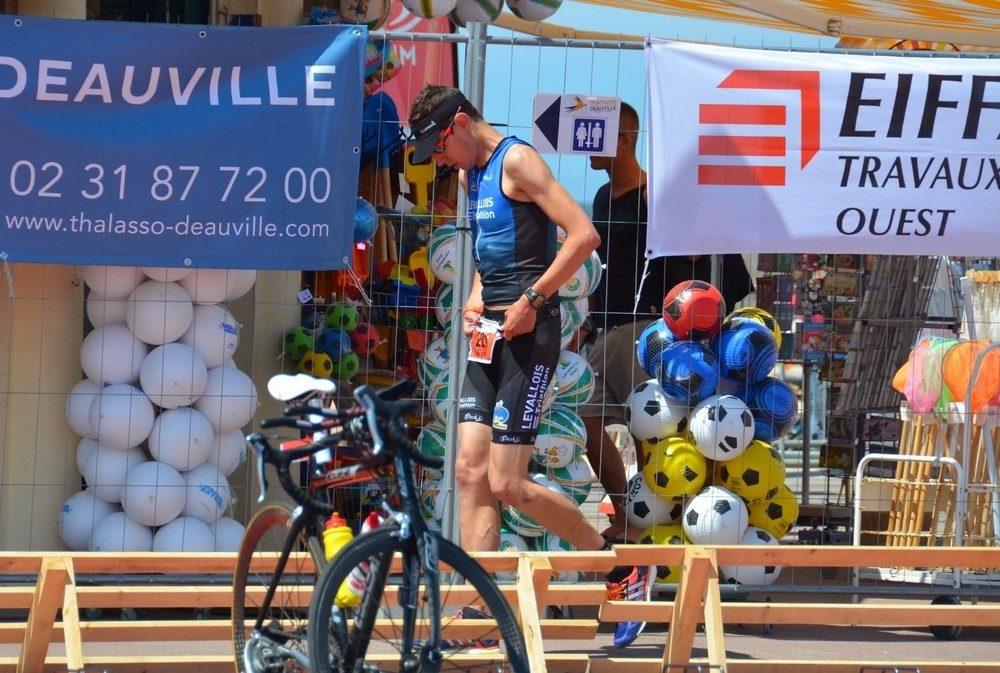 Triathlon Deauville 2014