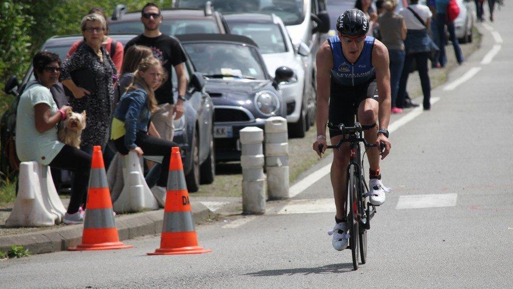 Vélo triathlon de Vertou