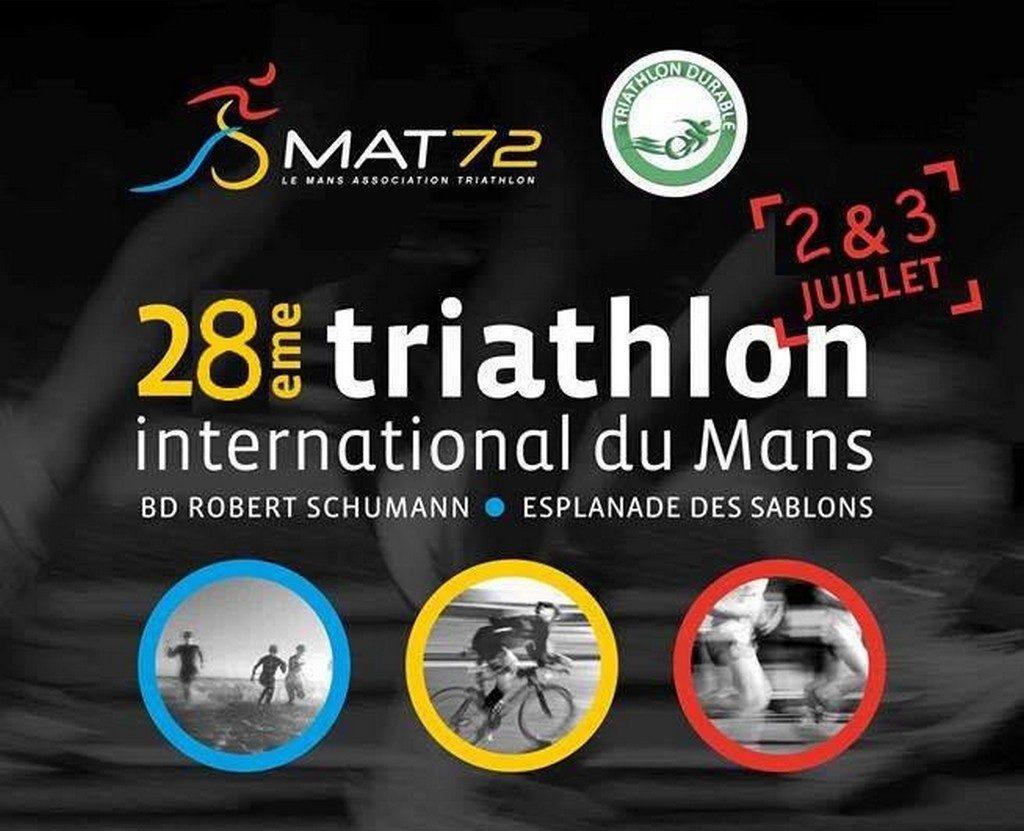 triathlon du mans