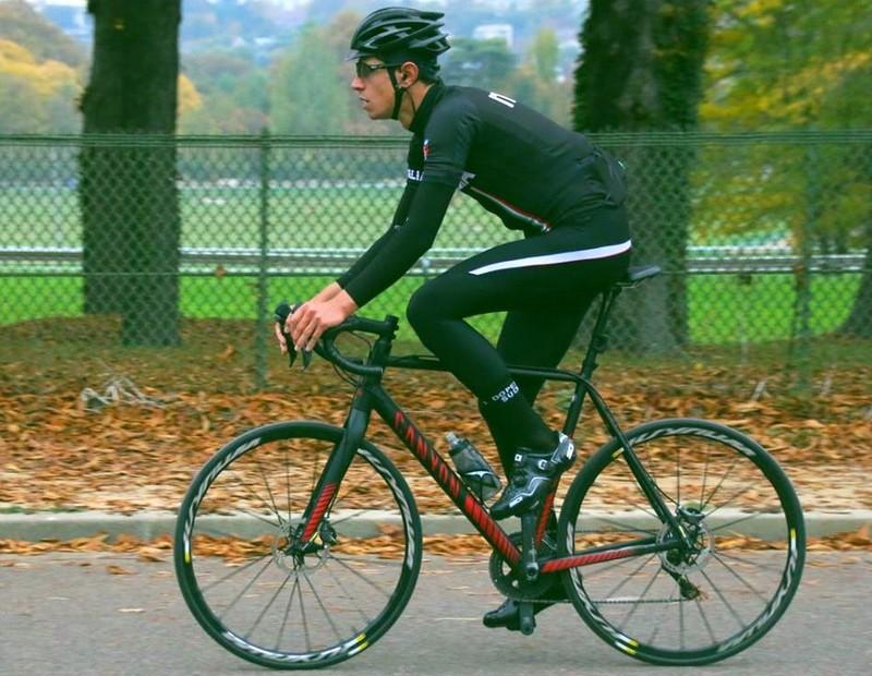 cyclocross sur route