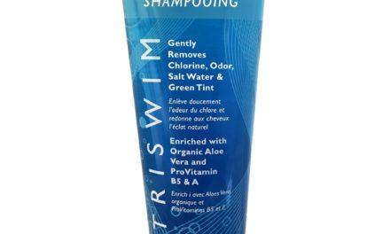 Les Shampoings spéciaux contre le chlore