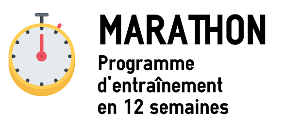 Programmes d'entraînement pour le marathon en 12 semaines pour le terminer en 2h45, 3h, 3h30 et 4h